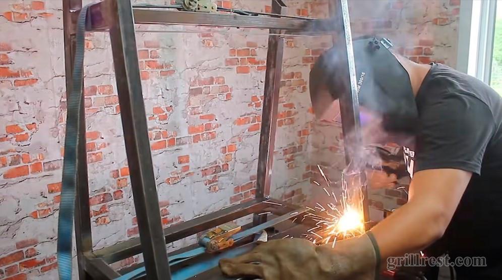 Инструкция по изготовлению мангала из газового баллона своими руками