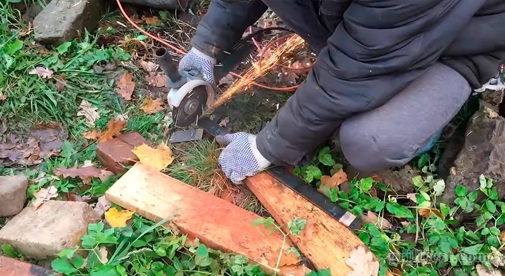 Пошаговая инструкция строительства мангала из кирпича своими руками