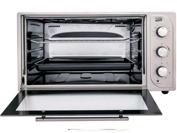 Мини-печка с одним стеклом