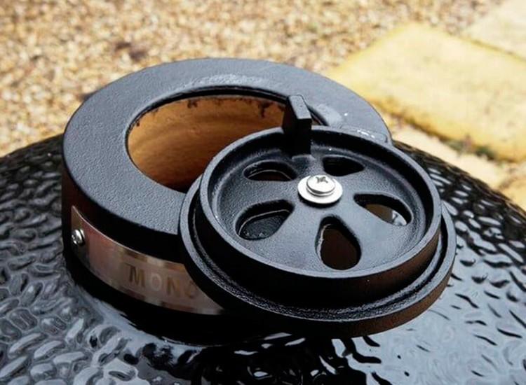 Верхний вентиляционный клапан на крышке