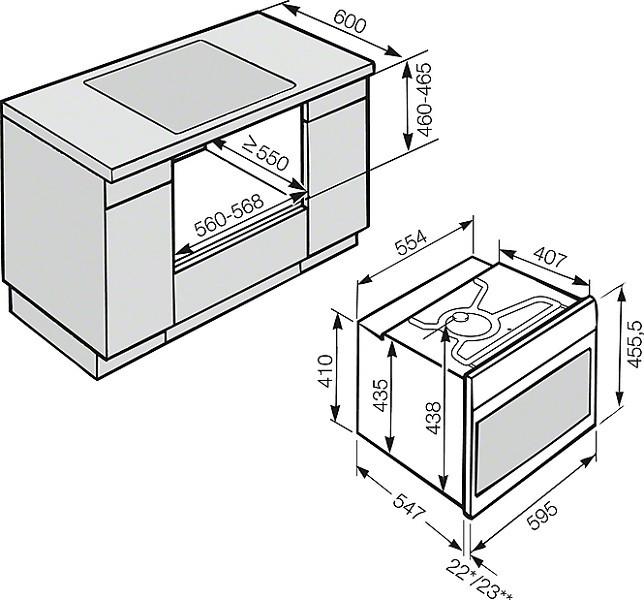 Компактная 600х450