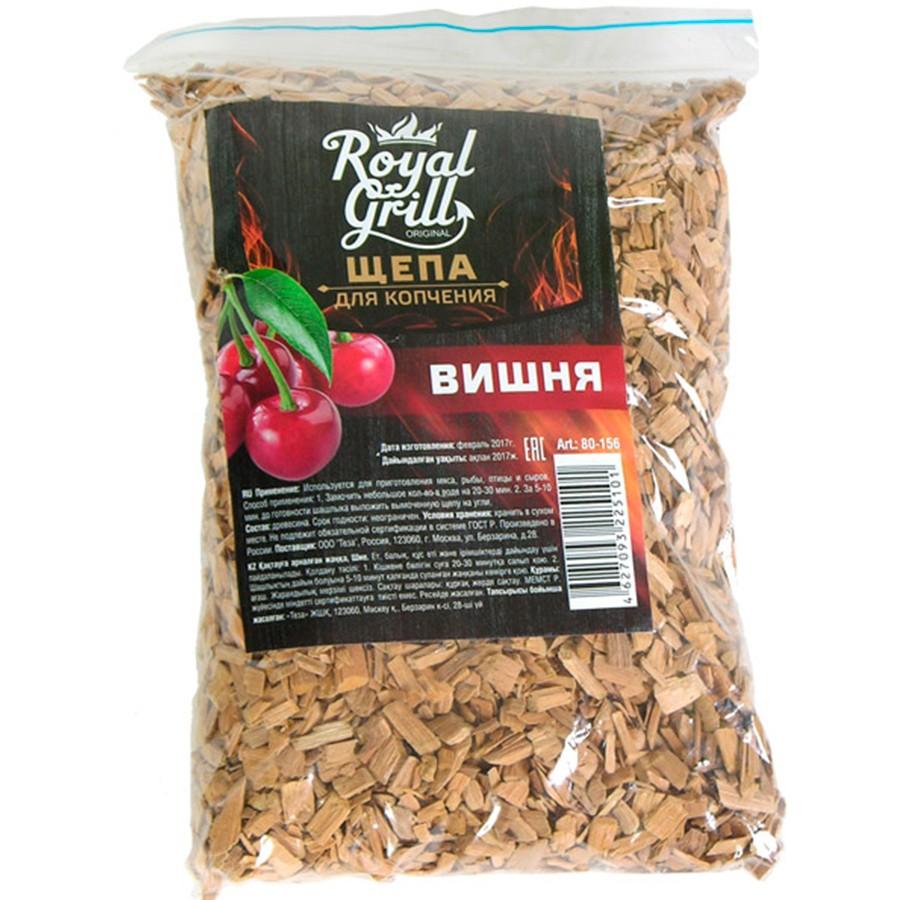 <strong>Вишня.</strong> Это дерево желательно использовать для копчения ягод, орехов и овощей.