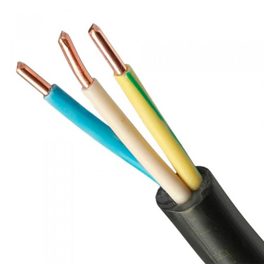 ВВГнг-кабель-3х4