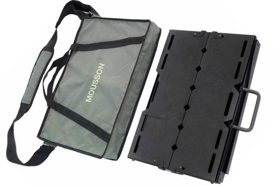 Мангал-чемодан с сумкой
