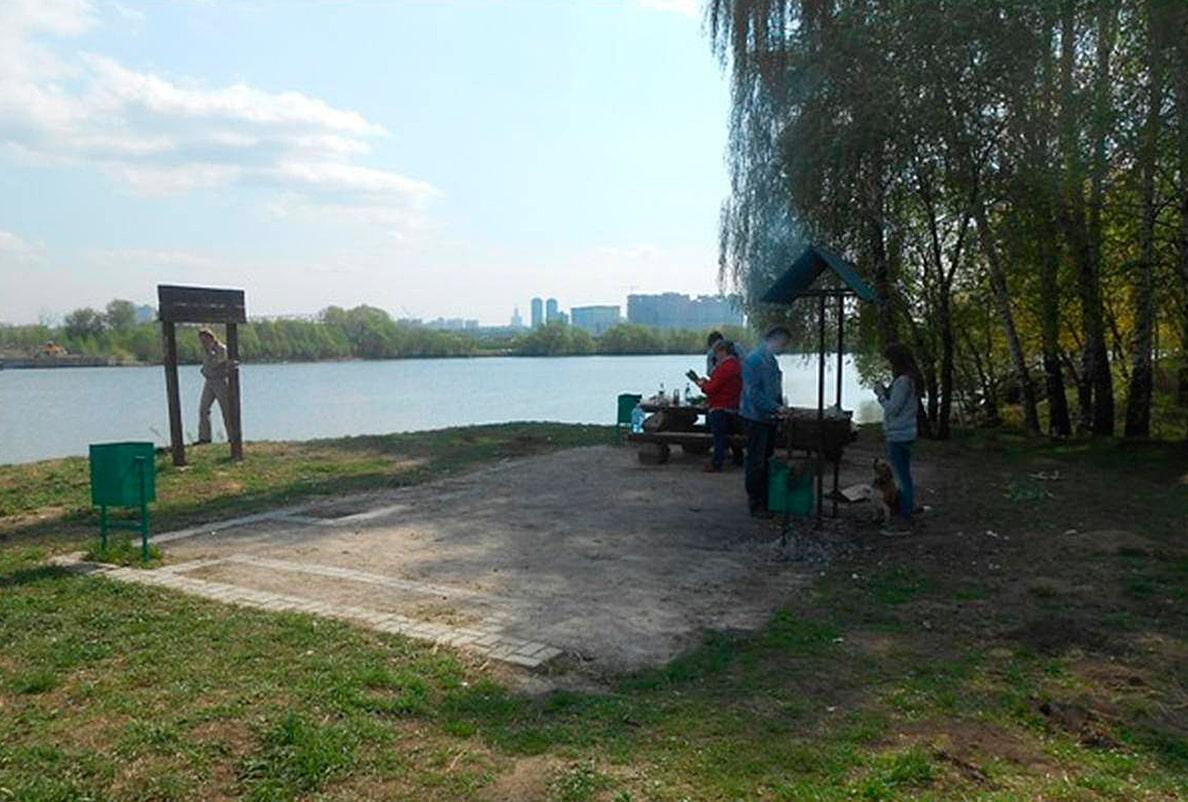 Москворецкий природно-исторический парк