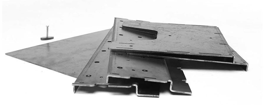 Толщина металла составных частей мангала