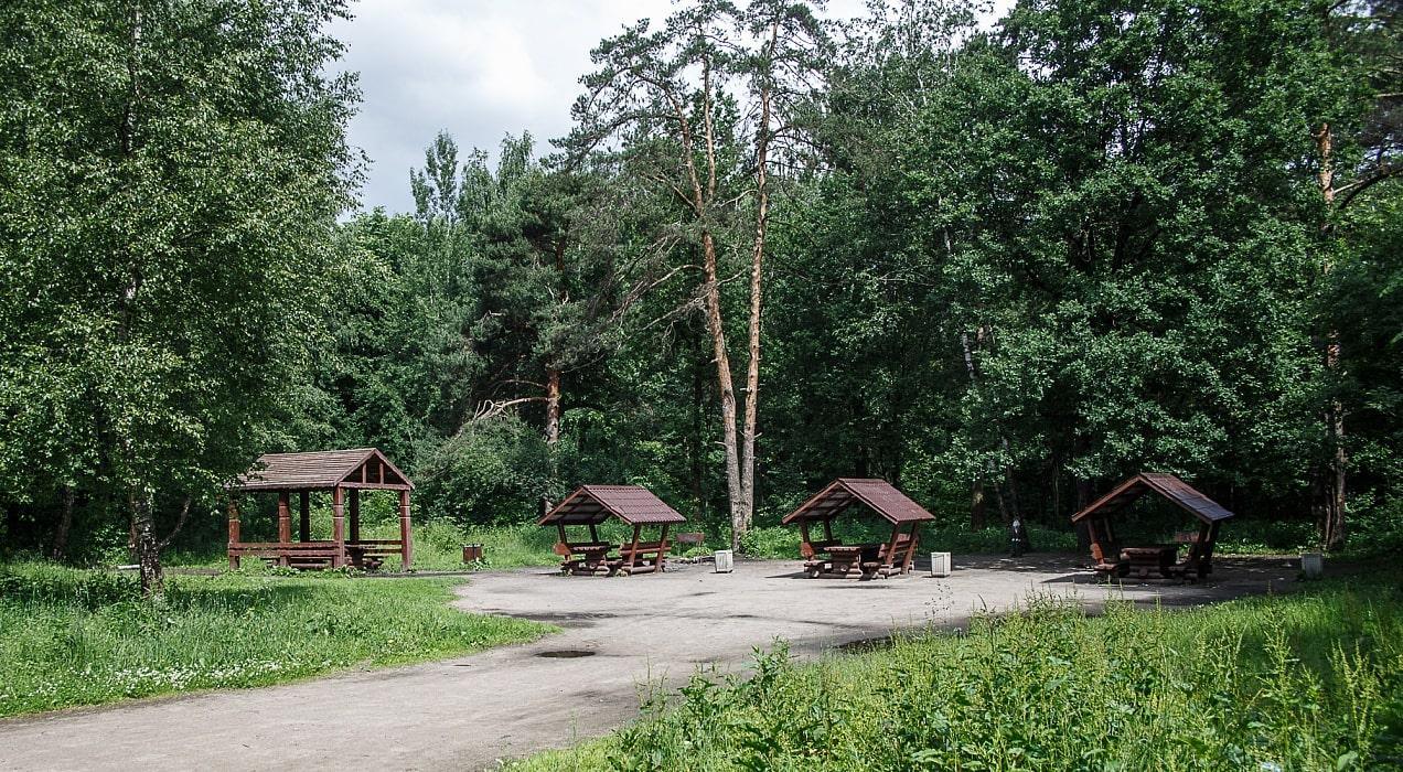 Тушинский природно-исторический парк