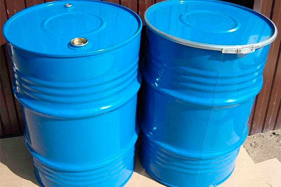 Бочка объемом 200 литров