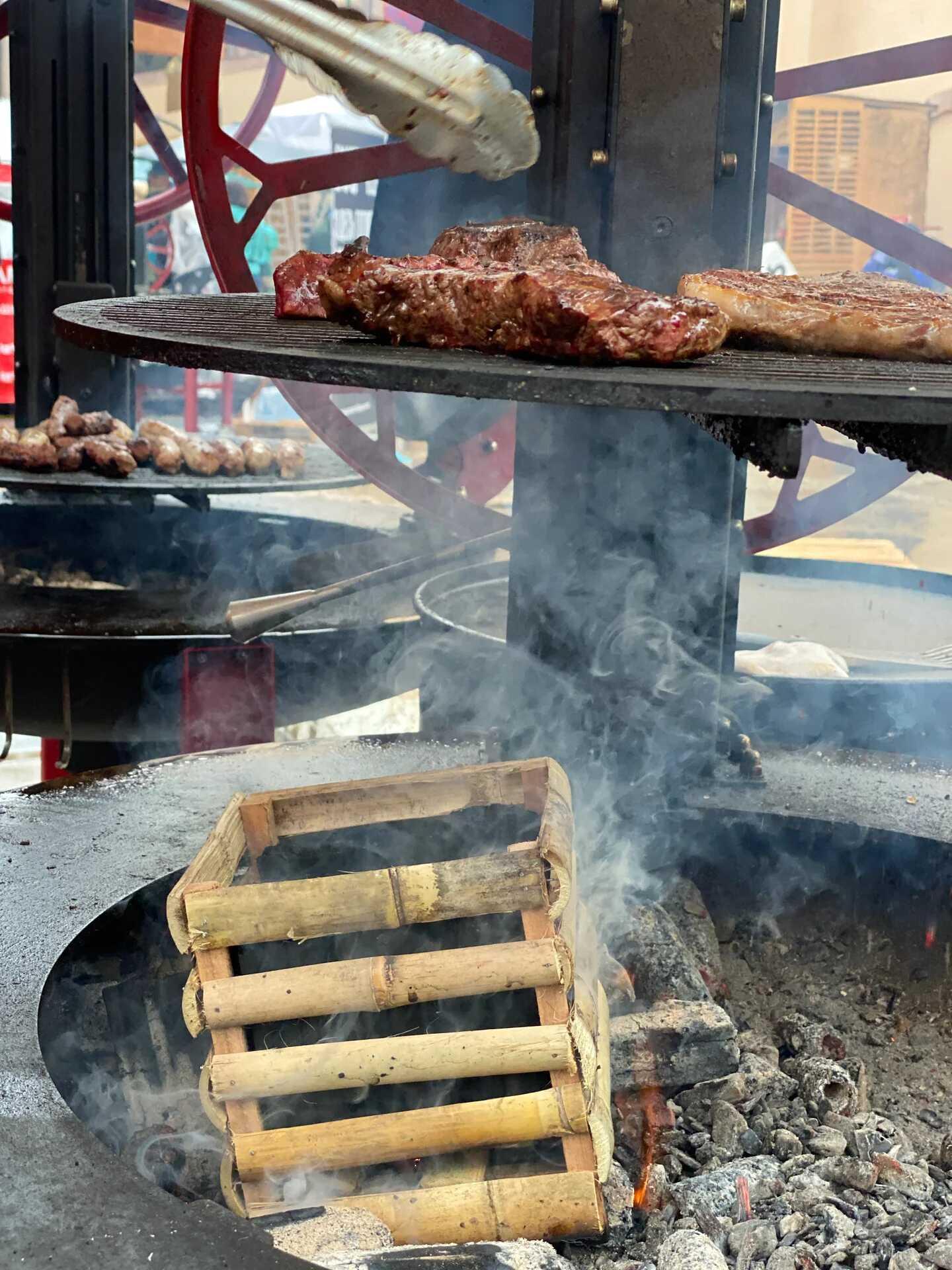 SMART BBQ уголь кокосовый, 2 кг