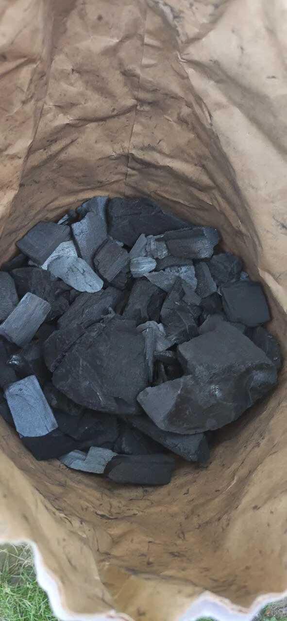 SuperGrill Уголь березовый отборный XXL, 8 кг