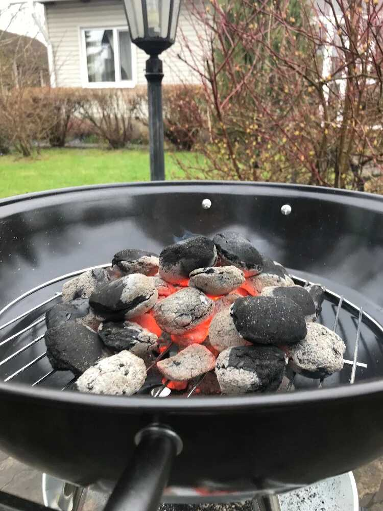Weber Угольные брикеты