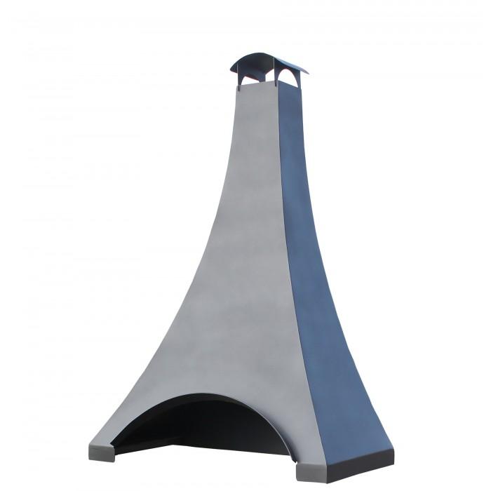 Зонт-вытяжка для зон барбекю KM-9.1