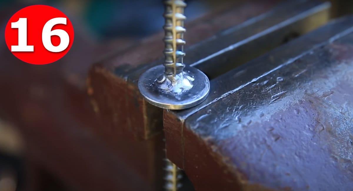 Изготовление самодельной кочерги: шаг 16