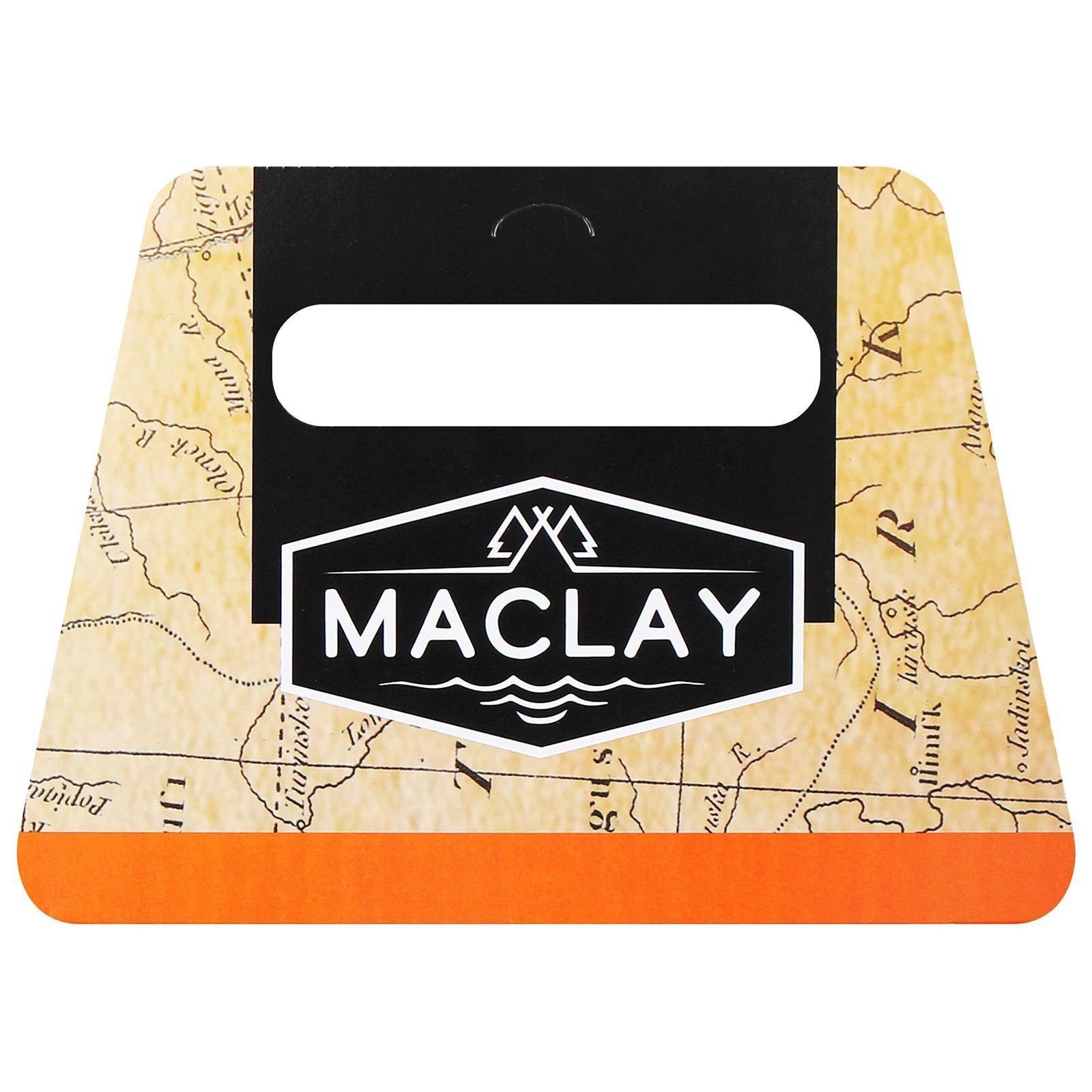 Мангал с решеткой и углем Maclay