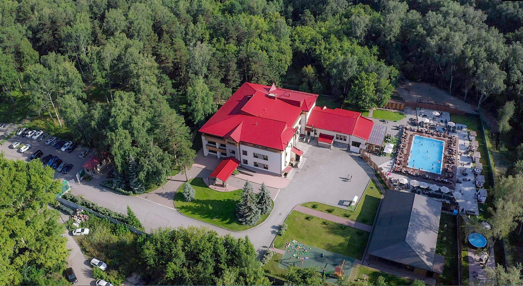 Парк-отель «Сосновый бор»