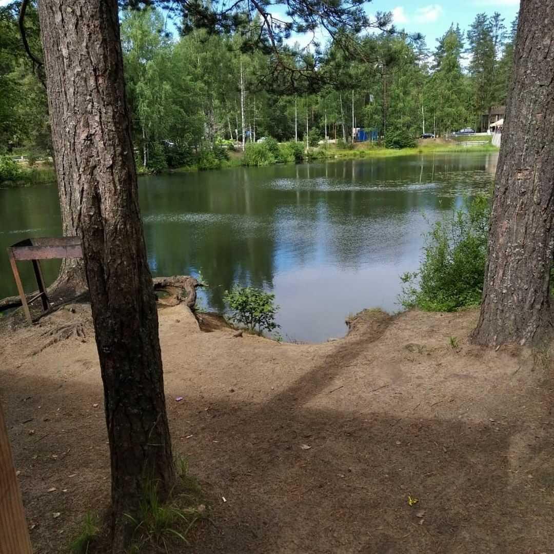 Пикниковые зоны на базе отдыха «Изумрудное озеро»