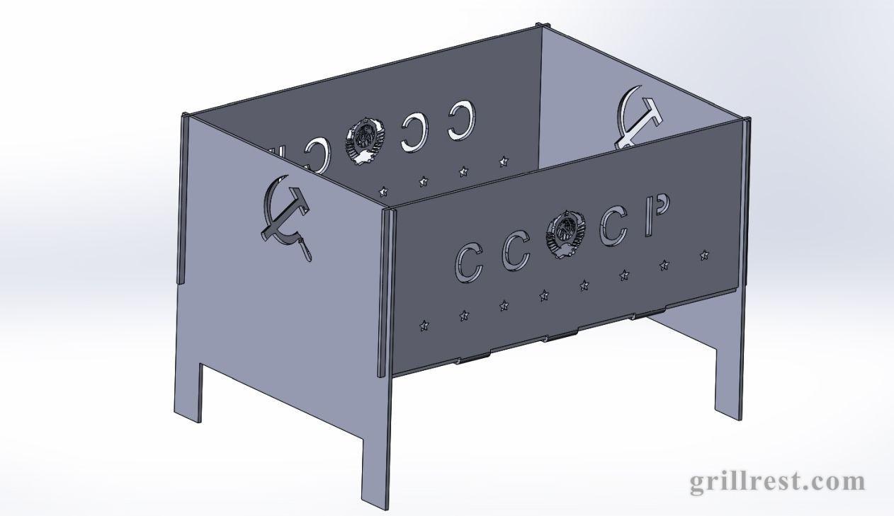 мангал СССР 1