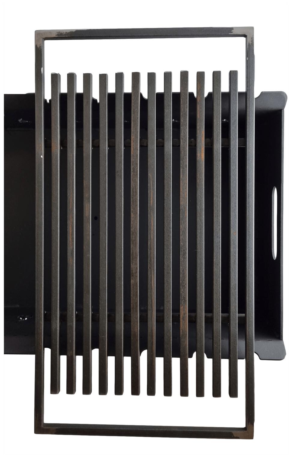 Стальная решетка для мангала и гриля5